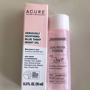 Acure and Mamonde